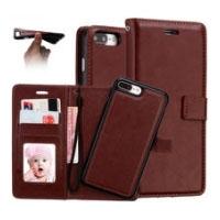 Magnetic Flip Wallet Phone Case