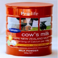 Cow Whole Milk Powder
