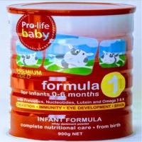 Infants Milk Formula