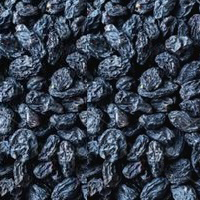 Black Raisins And Currants