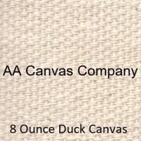 Cotton Canvas 8 Ounce Ducl
