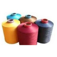 Polyester Or Cotton Blended Yarn
