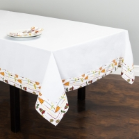 Christmas Pattern Table Cloth