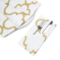 100% Cotton Table Napkin Set