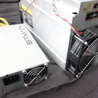 Bitmain Antminer L3+ 504mh/s 800w With Psu