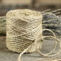 Sisal Rope  Natural/ White For Marine