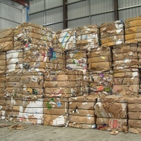 OCC Used Waste Paper