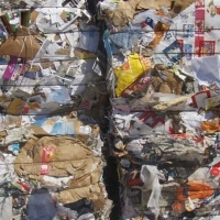 OCC and OINP Waste Paper