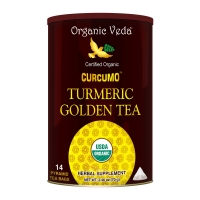 Turmeric Golden Tea