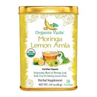 Moringa Lemon Amla Tea