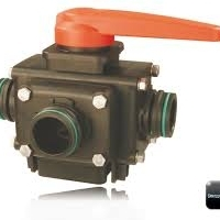 Metal Ball Coupling Valve