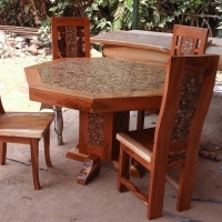 Dining Set And Table