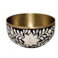 Brass Table Bowl