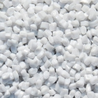 HDPE White pellets Blowing Grade