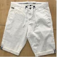 Mens Turning Hem Shorts