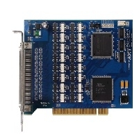 Pci-do64r Digital Output Control Board