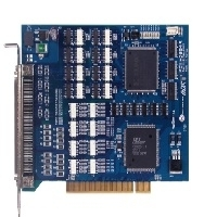 Pci-db64r Digital Input/output Control Board