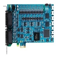 Pcie-n804  Pulse Motion Control Board