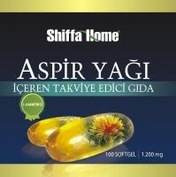 Slimming Supplement Safflower Oil Softgel