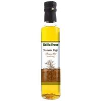 Premium Sesame Oil 250 ml Glass Bottle