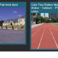 Rubber Mat, Path, Brick And Products