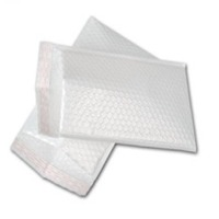 Custom Printed Pearlized Film Bubble Mailer