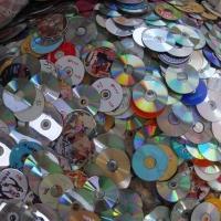 PC CD DVD Post Consumer