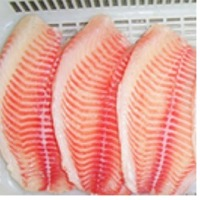 Farm Raised Frozen Bulk Catfish Fillet