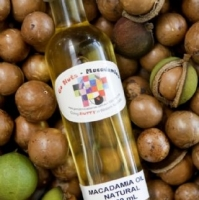 Pure 100% Organic Macadamia Oil