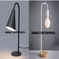 Table Lamps : Brass,Iron And Aluminium