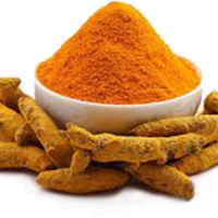 Indian Turmeric Finger