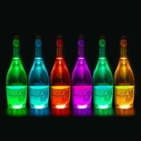 LED Bottle Coasters (4LED)