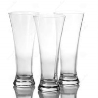 Beer Empty Glasses