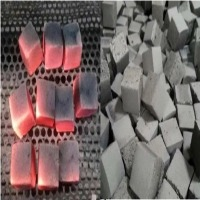 Coconut Shell Briquette Square
