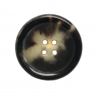 Natural Horn Button