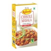 Chhole Masala / Chickpea Masala