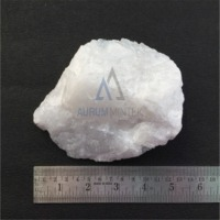 Snow-white Quartz Lump