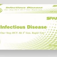 HCV Gold Rapid Screen Test Cassette