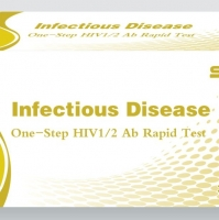 Uncut Sheet HIV 1/2 Tri-Lines Rapid Test