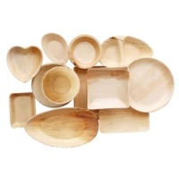 Areca & Palm Leaf Disposable Plates
