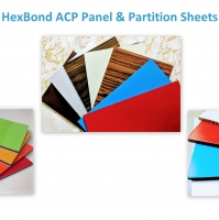 ACP Partition/Composite Panel Sheet