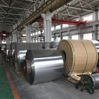 Aluminum Tread Coil