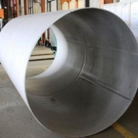 SS Large Diameter Pipes