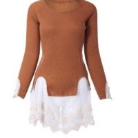 Ladies Sweater Dress