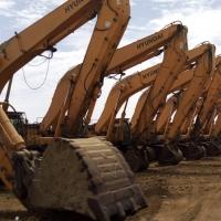 Excavators, Forklifts And Dumpers