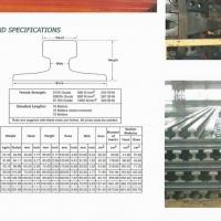 New Steel Rails
