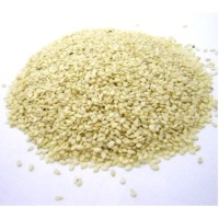 Indian Double Skin Yellow Sesame Seeds