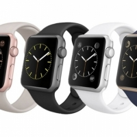 Motorola And Apple Smartwatches