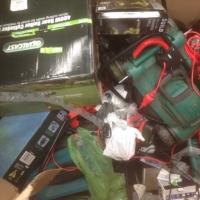 Power Tools & Gardening Items