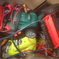 Power Tools And Gardening Items 339 HVR